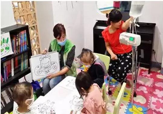 (2)糯米老师绘画课堂