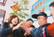 记大庆龙凤区东光社区社工师王玉杰和她的社工团队社会工作者风采