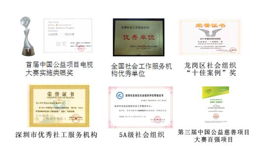 深圳市彩虹社会工作服务中心机构