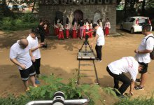 南阳理工学院赴新野做暑期社会调查实践活动