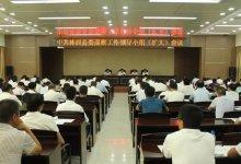 林西县:召开县委巡察工作领导小组会议 学习贯彻《中央巡视工作规划