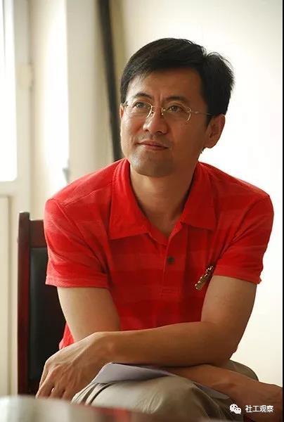 北京市协作者社会工作发展中心创始人李涛