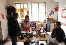 在平凡的社工岗位上与残康家庭一起创造美好生活的希望